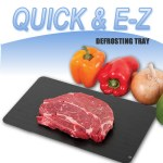 Quick & E-Z Defrosting Tray