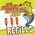 Drain Weasel Plus Refills