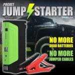 Pocket Jump Starter