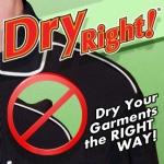 DryRight Hanger
