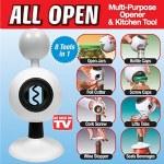All Open Multi-Purpose Opener & Kitchen Tool