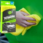 Mantis Microfiber Towels