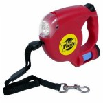 LED Retractable Leash Light