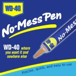 No-Mess Pen by WD40