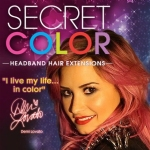Secret Color Hair Extensions