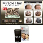 Miracle Hair Hair Building Fibers