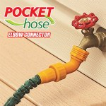 Pocket Hose Ultra Elbow Connector
