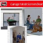 Garage Mesh Guard