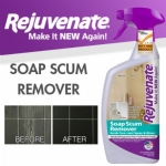 Rejuvenate Soap Scum Remover