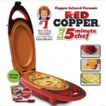 Red Copper 5 Minute Chef