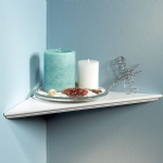 Instant Corner Shelf