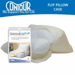 Contour Flip Pillow Case