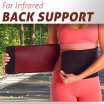 Infrared Back Support