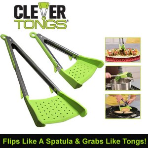 Clever Tongs